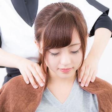 Neck, Shoulder and Back Massage