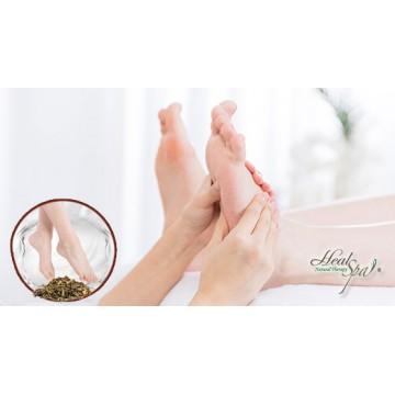 Foot Therapy 40min + Herbal Soak Bath
